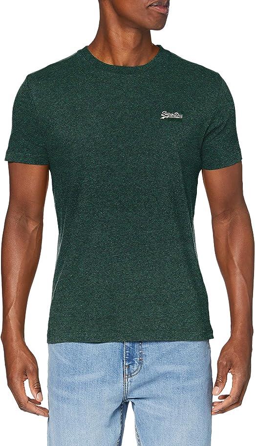 TALLA S. Superdry OL Vintage Emb tee Camiseta para Hombre