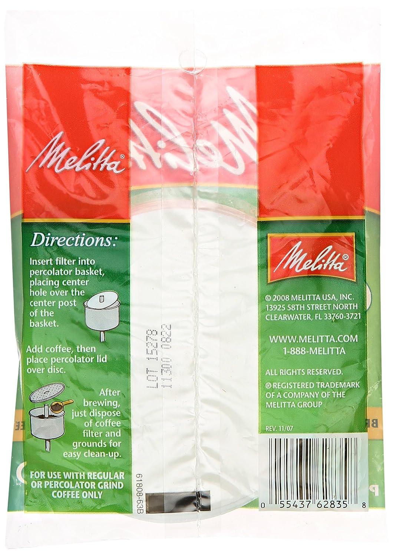 Melitta Disc Coffee Filter 35 100 Ct Amazon Grocery Gourmet Food