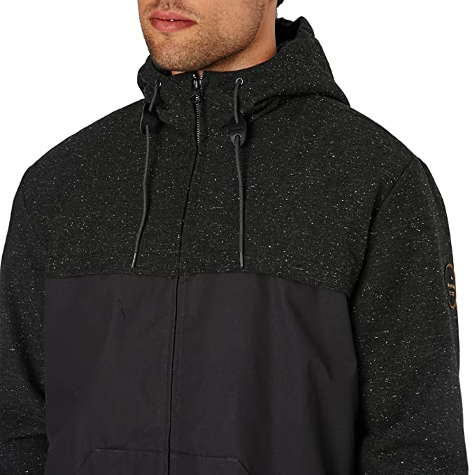 Amazon.com: Quiksilver Chaquetas Wanna chamarra -, L ...