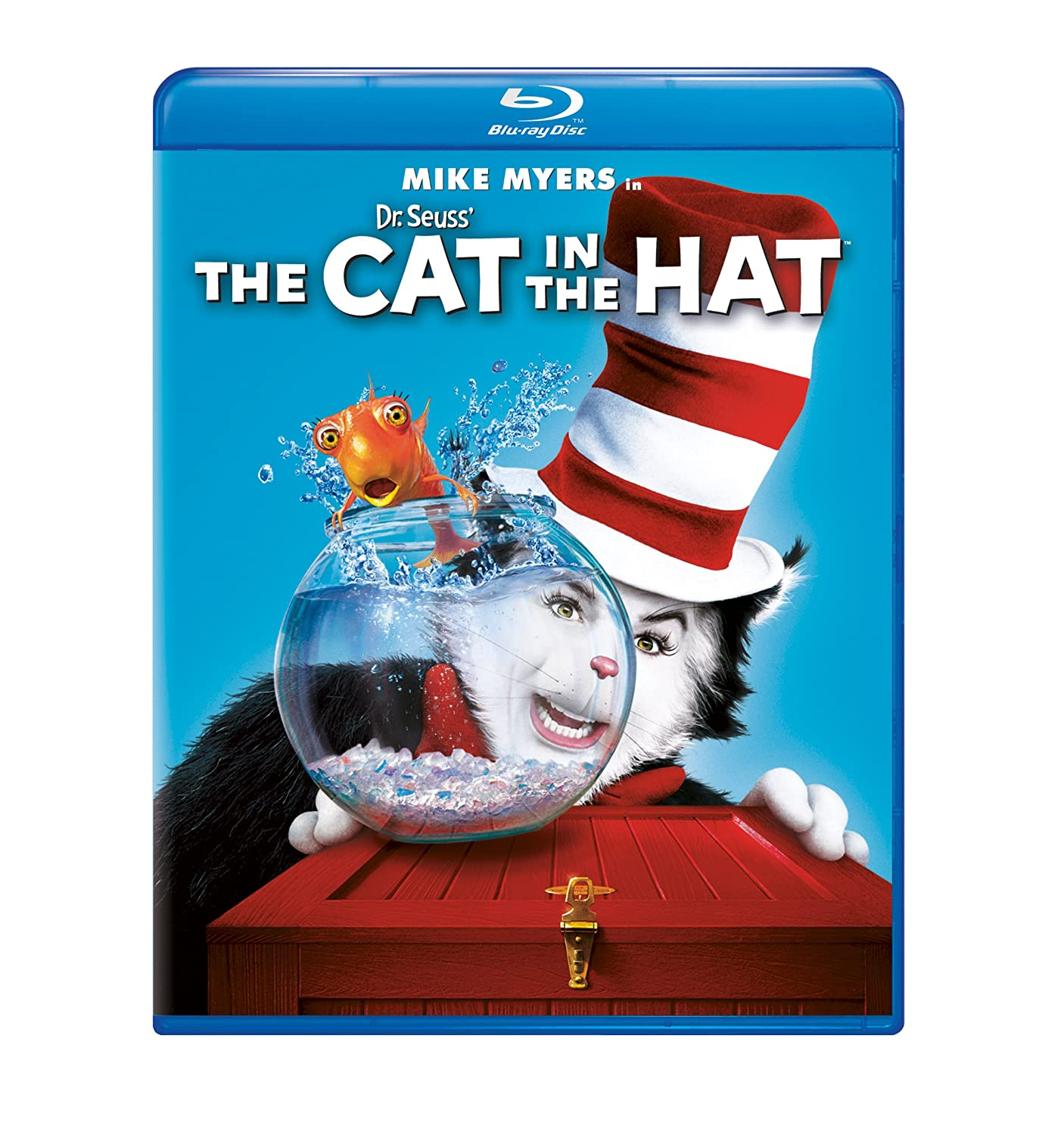 Cat in the hat soundtrack