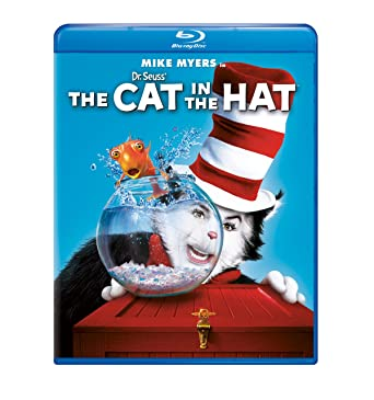 The Cat in the Hat (2003) BluRay 720p 650MB [Hindi – Eng] AAC Esub MKV