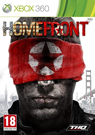 Homefront French, Italian, German, Spanish, Dutch, Japanese, Russian, Polish, and Czech Xbox 360, PS3, and PC