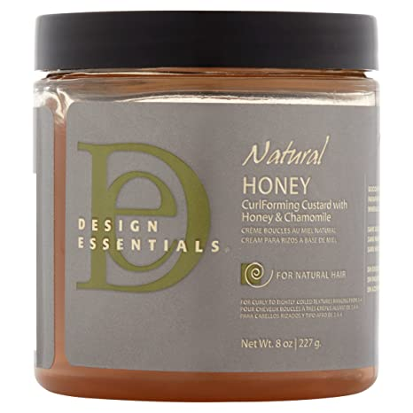 Buy Design Essentials Natural Honey Curl Forming Custard With Honey
