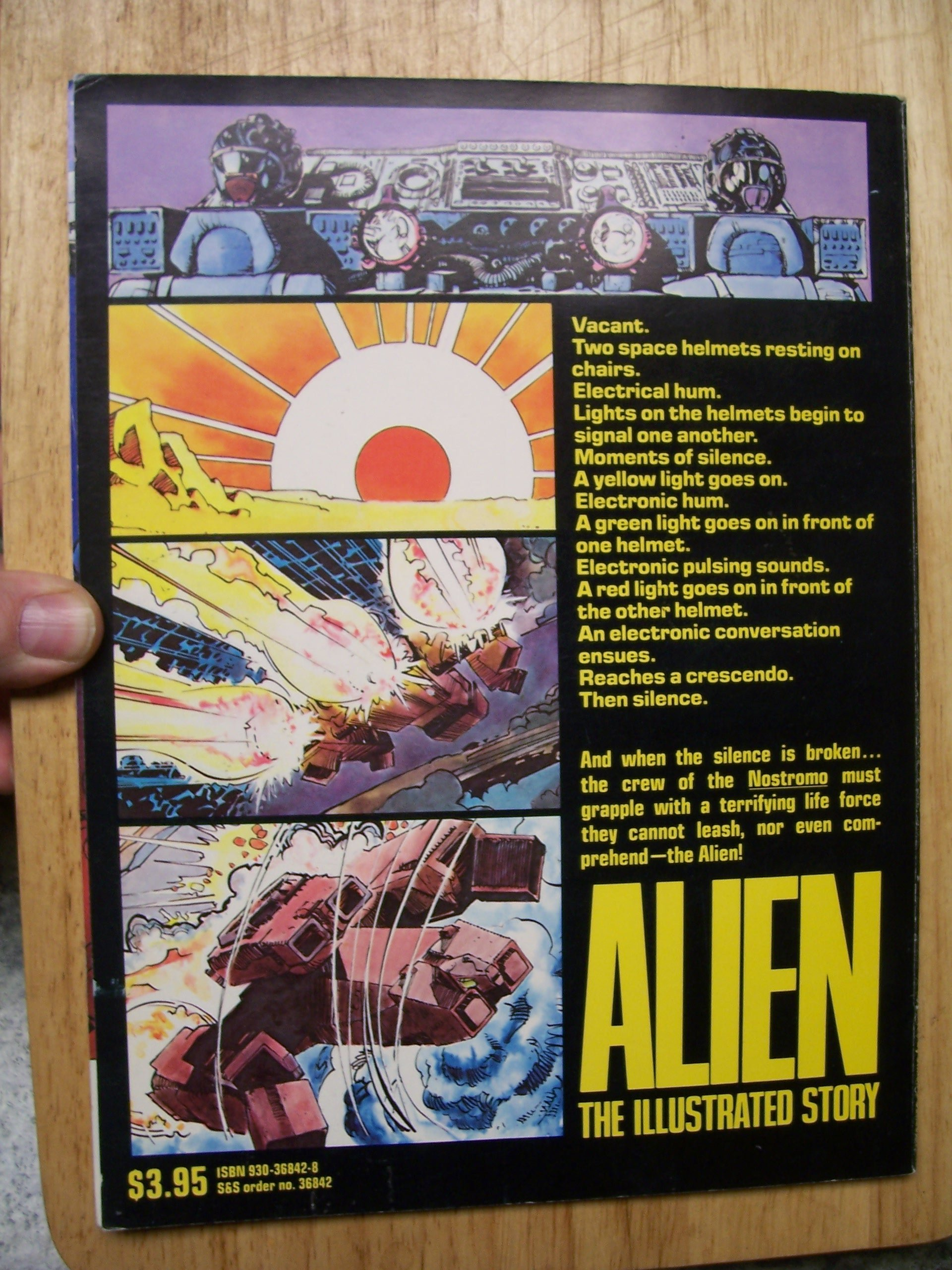 Heavy Metal Presents Alien The Illustrated Story: Archie Goodwin, Walter  Simonson: 9780930368425: Amazon: Books