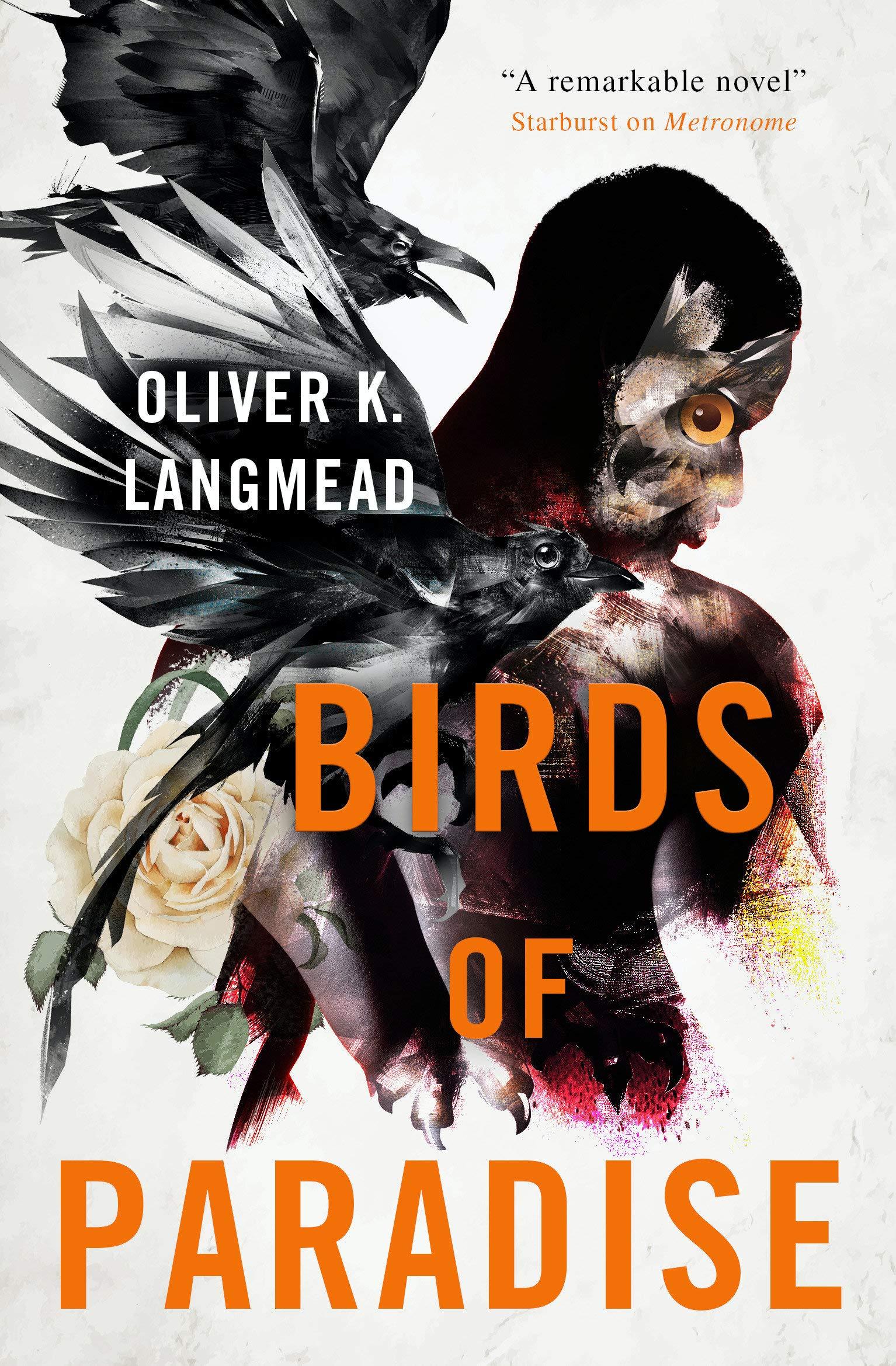 Birds of Paradise: Langmead, Oliver K.: 9781789094817: Amazon.com: Books