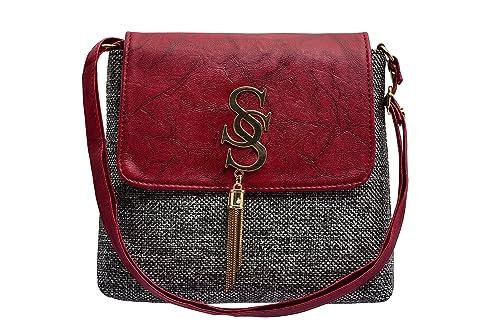 2fd0b14b175 TAP FASHION Fancy Stylish Elegant Sling Side Bag Cross Body Purse ...