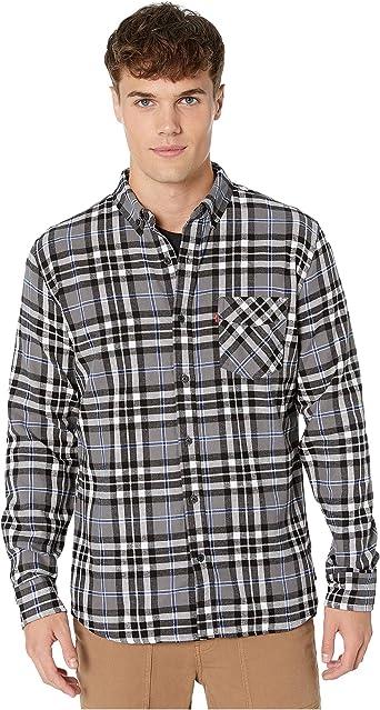 Levis Luma - Camisa de Franela: Amazon.es: Ropa y accesorios