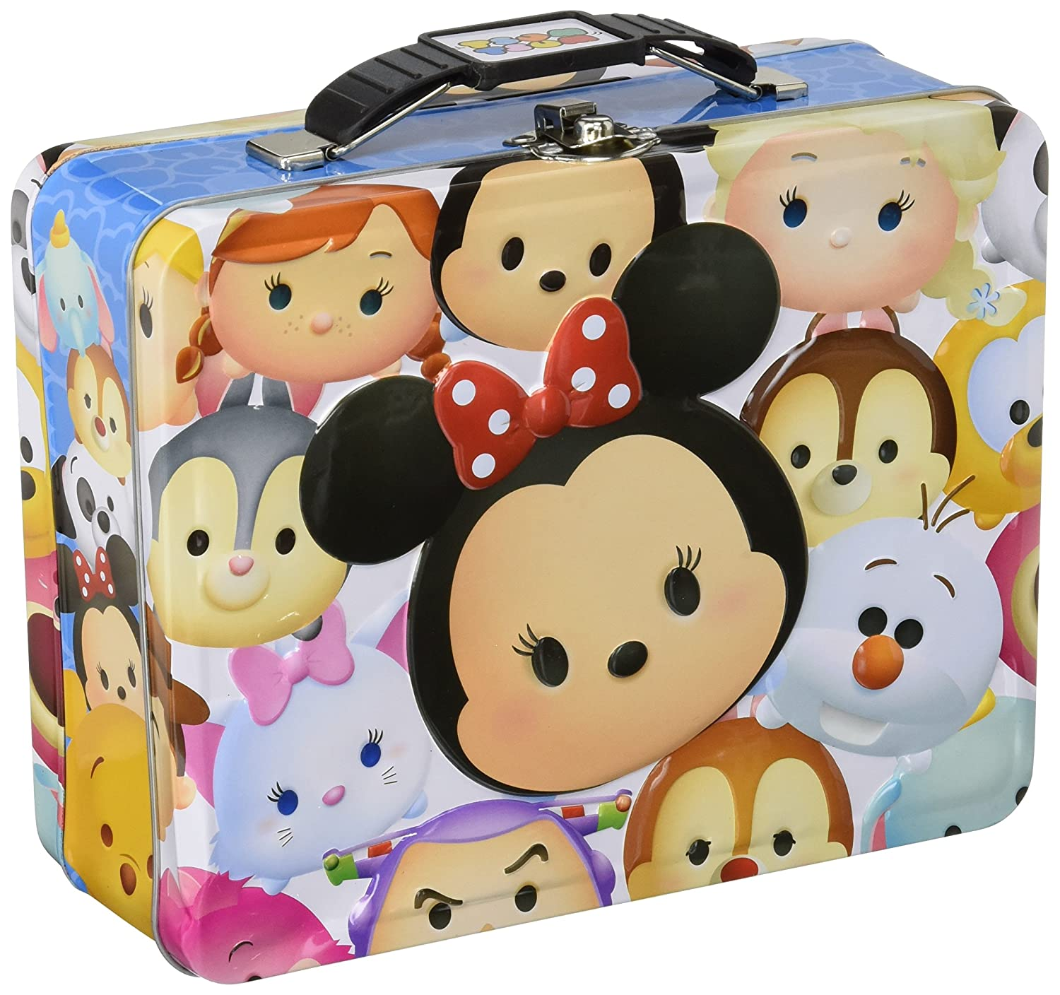 The Tin Box Company Disney Tsum Tsum Large Carry All 787607