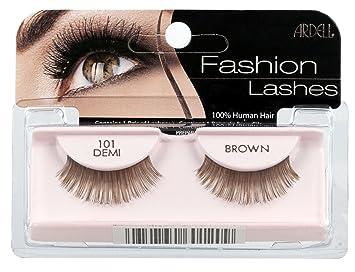 38153b025cc Amazon.com : Ardell Fashion Lashes Pair - 101 Demi (Pack of 4) : Fake  Eyelashes And Adhesives : Beauty