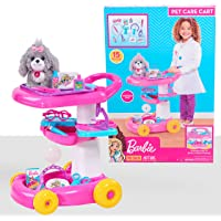 Deals on Barbie Pet Care Cart