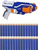 Nerf N Strike Elite Disruptor - Blaster & Suction Dart Refill Combo