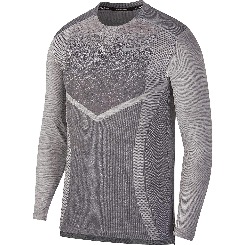 Hombre Nike M Nk Techknit Ultra LS Sudadera