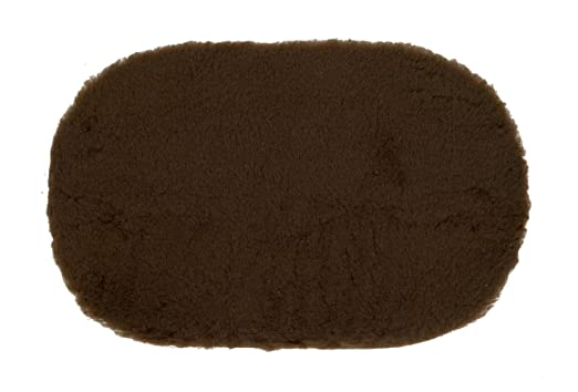 Vetbed Tapis pour chien chat, ovale, 66 cm, gris  Amazon.fr  Animalerie f6a2eb5447ed