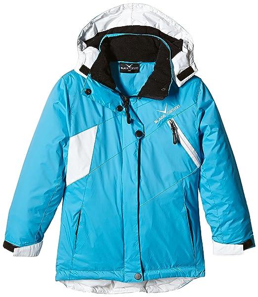 Black Canyon GirlS Ski - Chaqueta de esquí para niña: Amazon.es ...