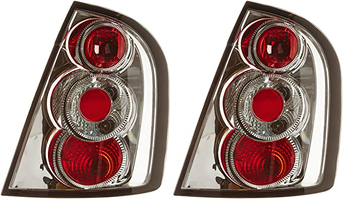 FK R/ückleuchte Heckleuchte R/ückfahrscheinwerfer Hecklampe R/ücklicht FKRL7082