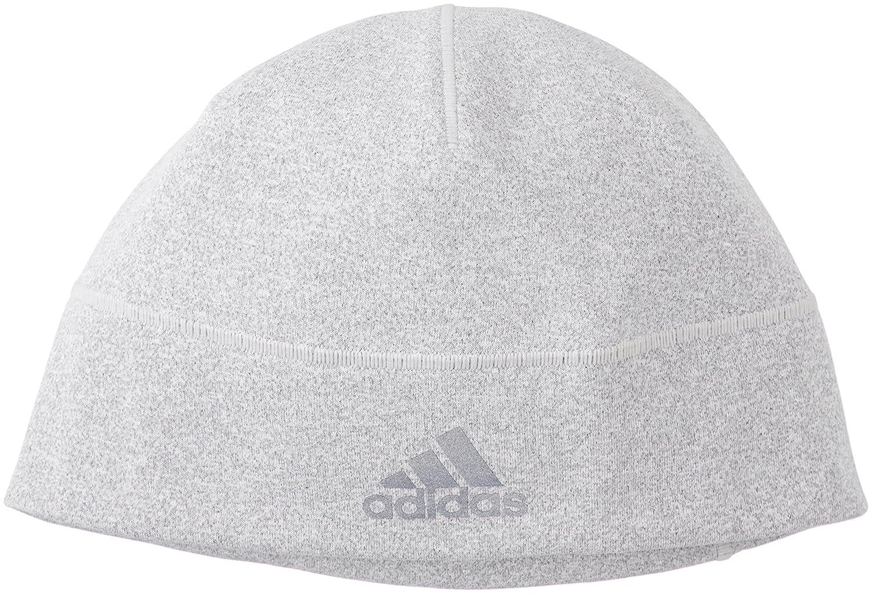 4715da81e670c adidas ClimaHeat Beanie Hat - Grey: Amazon.co.uk: Sports & Outdoors
