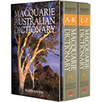 Macquarie Dictionary Eighth Edition