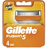 Gillette Fusionblad – 4 stycken -packaging May Vary
