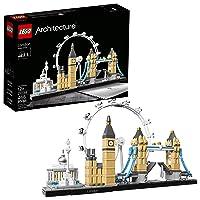 Deals on LEGO Architecture London Skyline Collection 21034 Set 468pcs