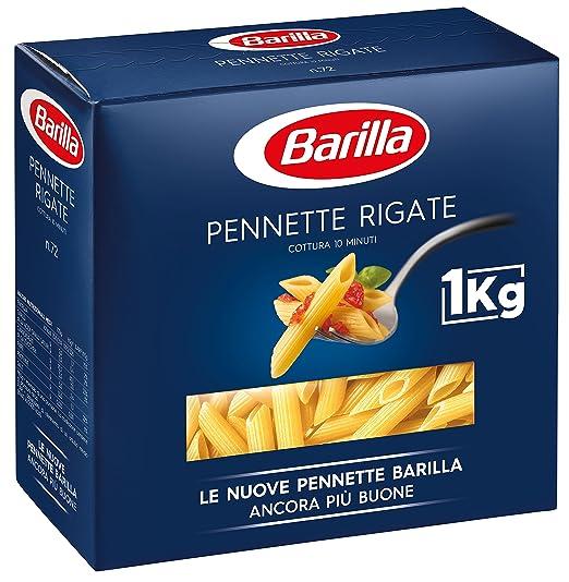 36 opinioni per Barilla- Pennette Rigate- 5 pezzi da 1 kg [5 kg]
