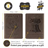 Shvigel Passport Holder Passport Cover - Leather