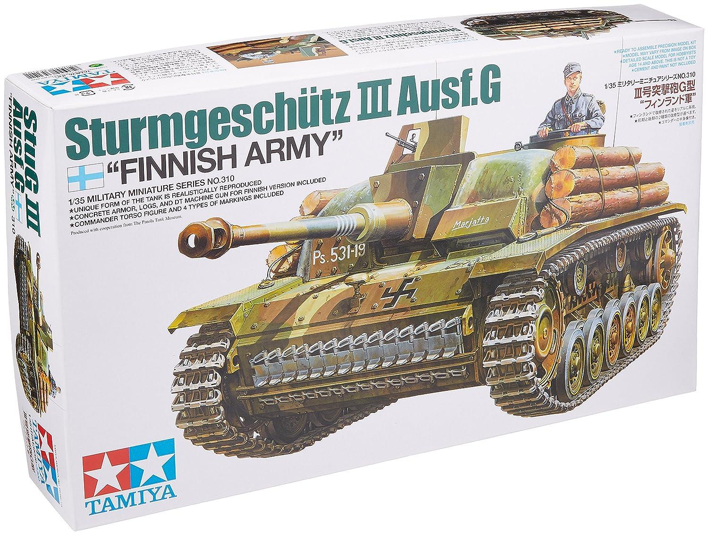 G Sturmgeschütz III Ausf 1:35 Finnische Armee Tamiya 35310