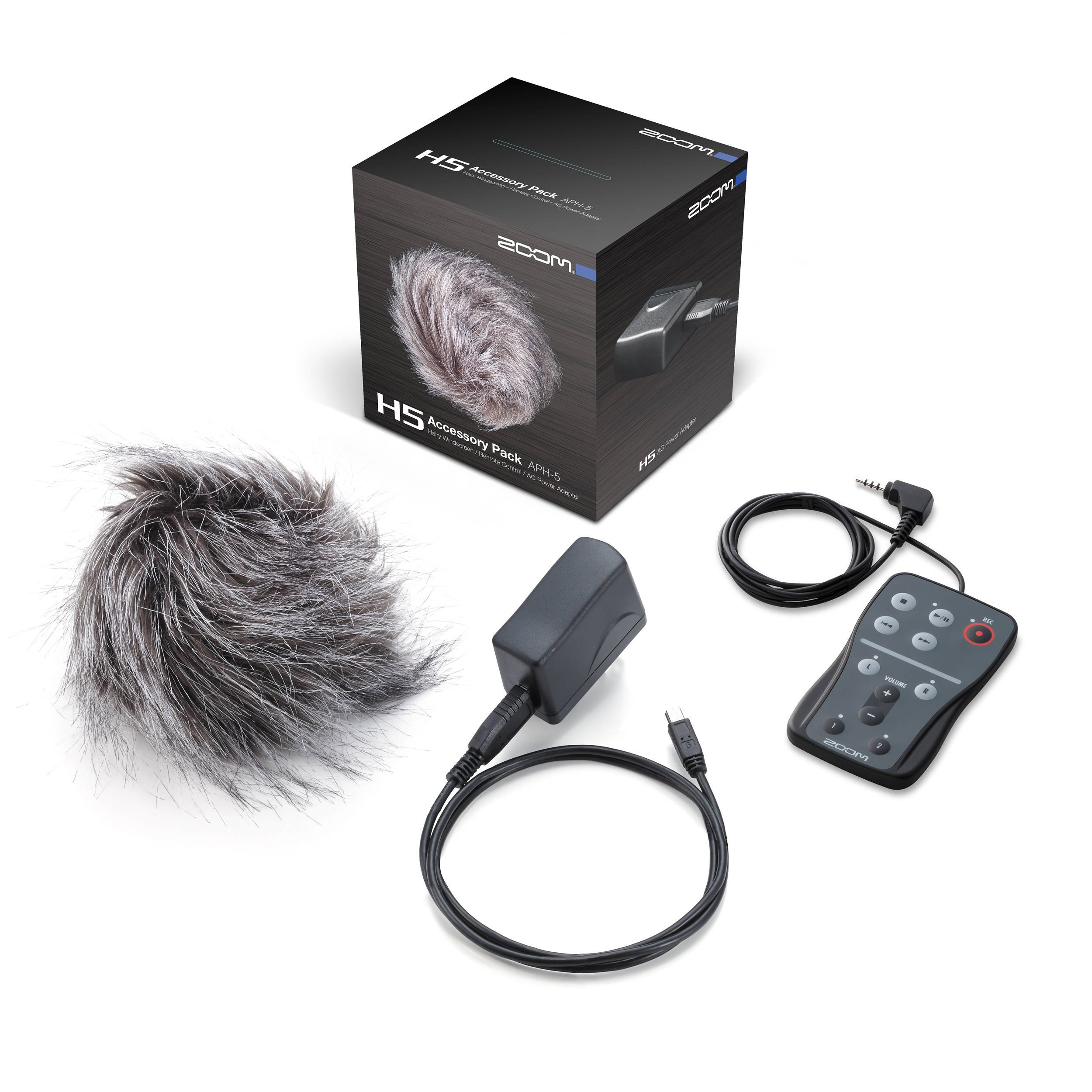 Zoom APH-5 Accessory Pack (International Version - No Warranty)