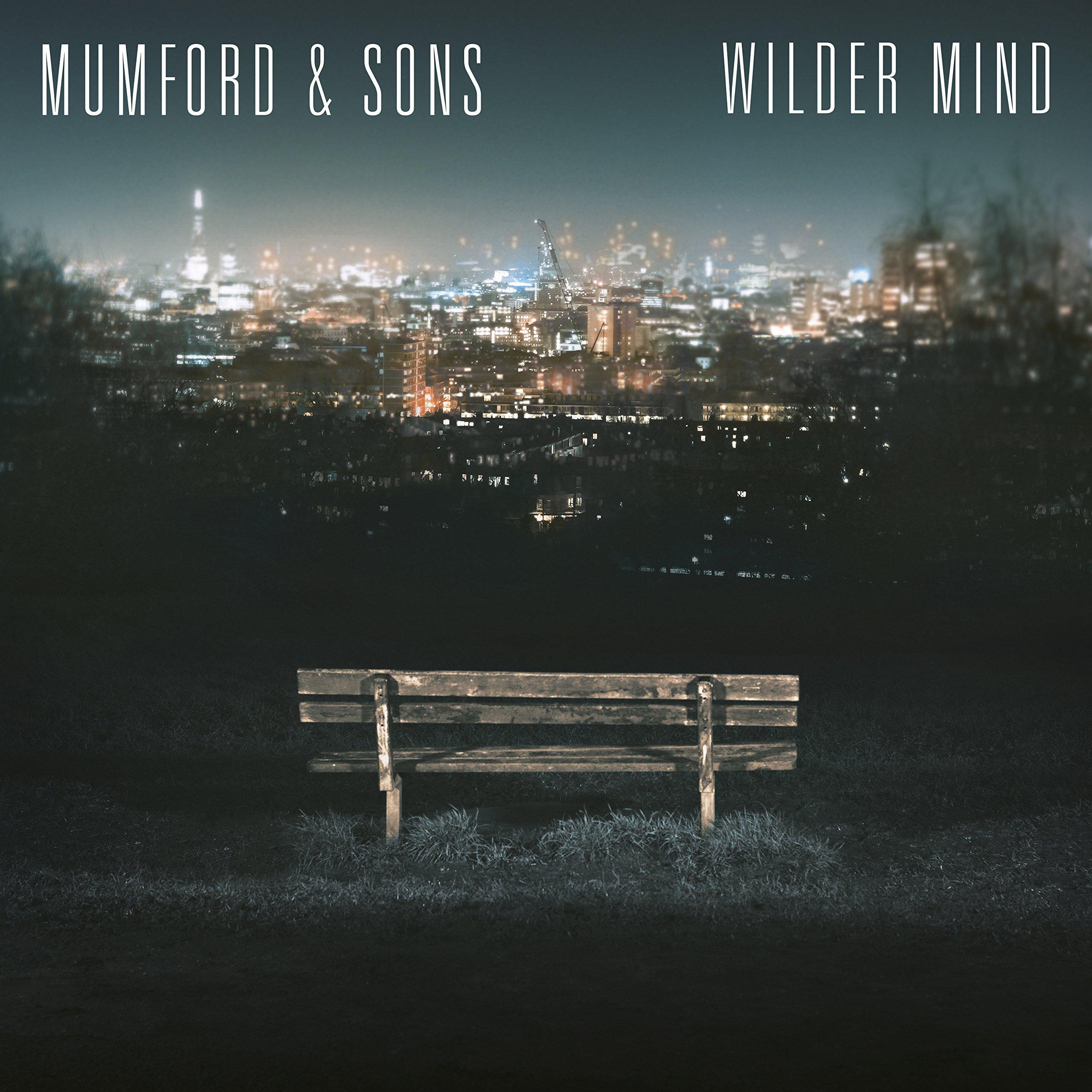 CD : Mumford & Sons - Wilder Mind (CD)