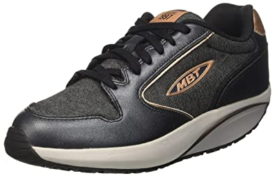 Amazon.com  MBT 1997 Shoe Black 700709-961Q 36 Black  Shoes 05eb13e2b0