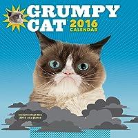 2016 Wall Calendar: Grumpy Cat
