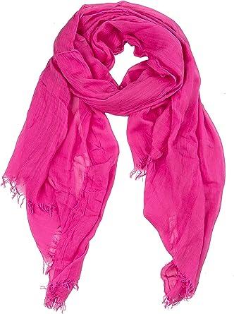 6 diversi stili L/'elegante Seta Italiana Sciarpa di lana a righe Scialle per donna