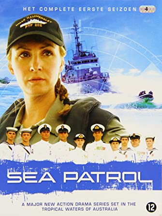 Sea patrol what time is it on tv? Episode 3 series 5 cast list.