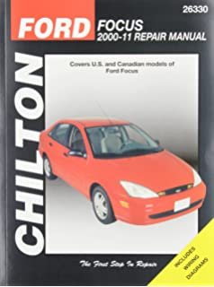 Ford focus 2000 2011 repair manual haynes repair manual haynes chilton total car care ford focus 2000 2011 repair manual chiltons total car fandeluxe Images