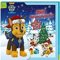 Paw Patrol Mein Adventskalender: Mit 24 Büchlein in Kalender-Box