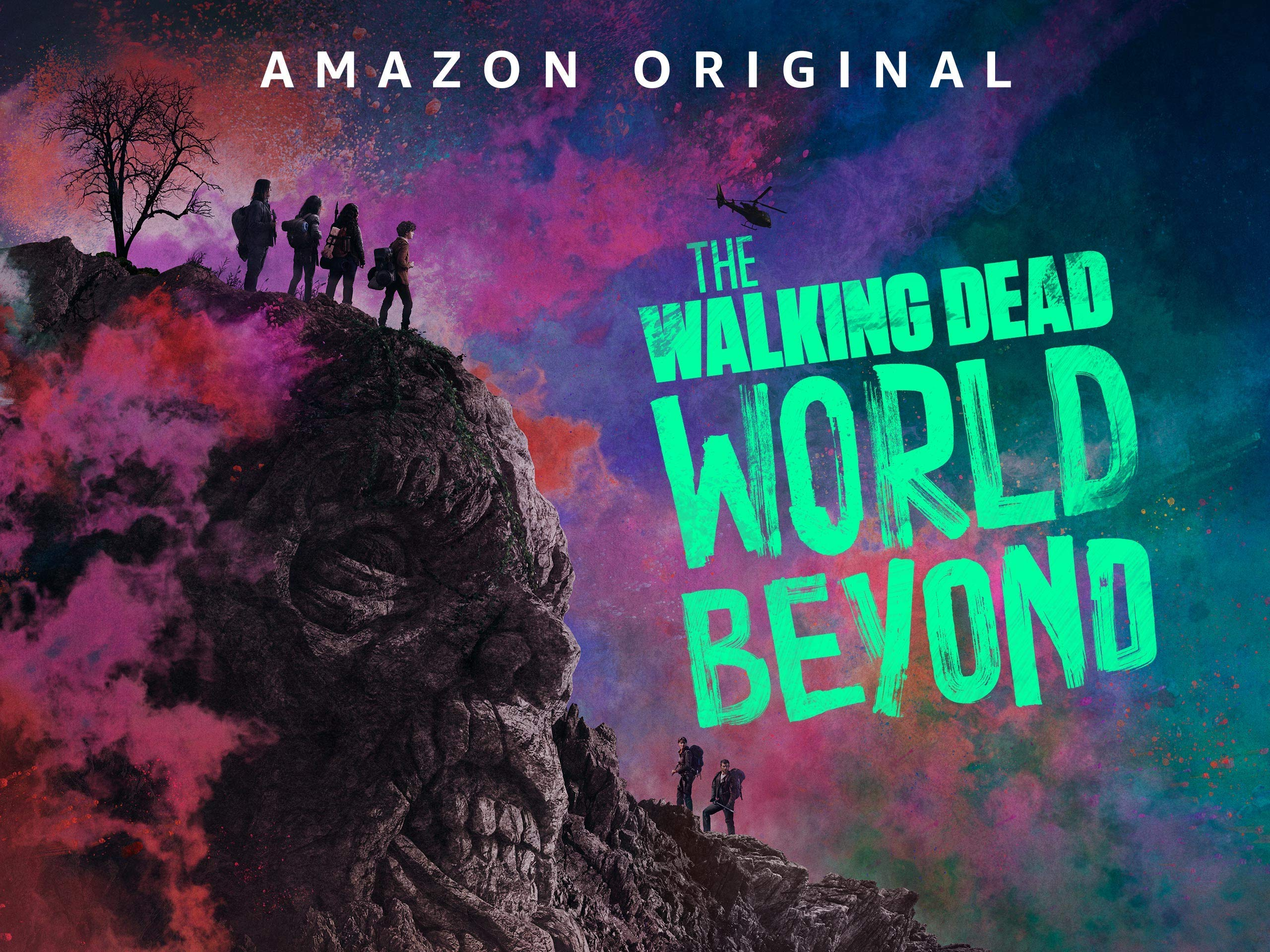 Watch The Walking Dead World Beyond Season 1 Prime Video