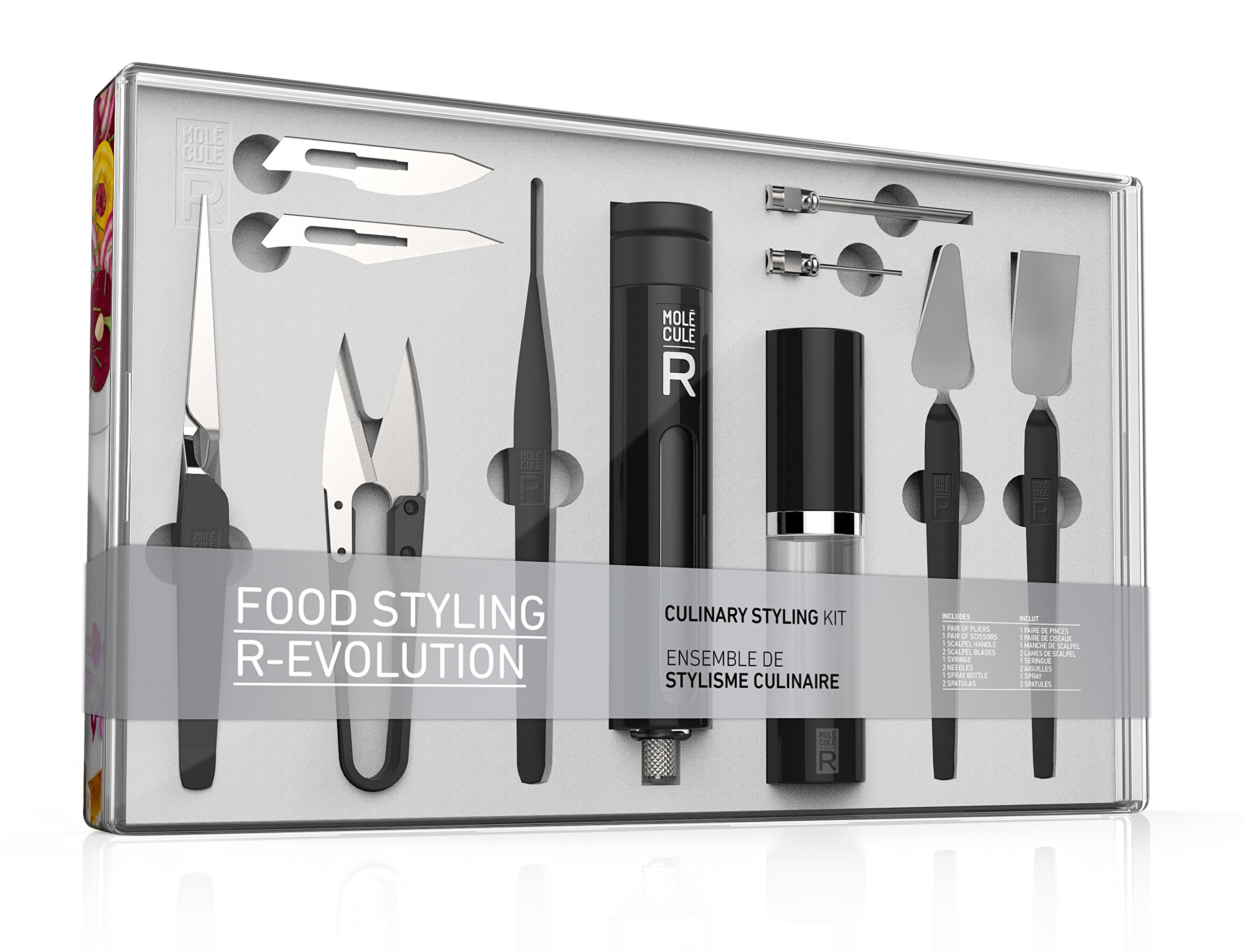 Molecule r cuisine r evolution kit lb grocery gourmet food - Cuisine r evolution recipes ...