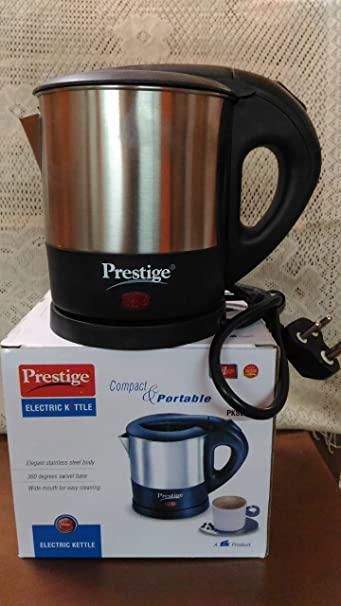 Prestige Electric Kettle PKSS 0.5 Kettles at amazon