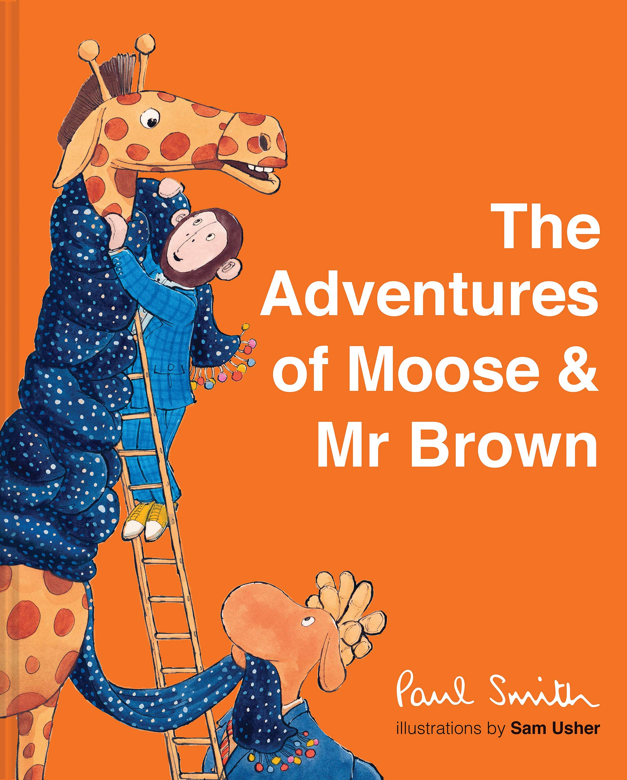 Image result for the adventures of moose & mr brown