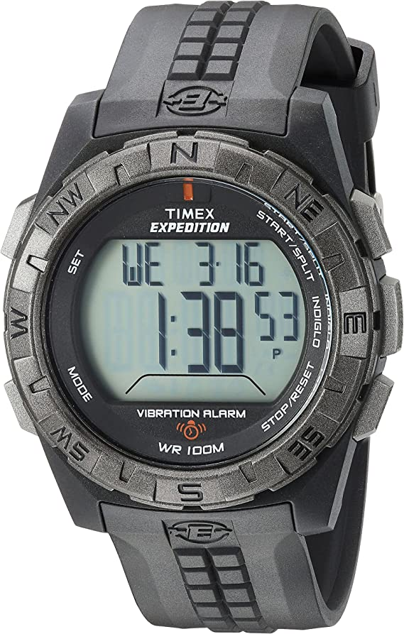 Timex Expedition Vibration Alarm Full-Size