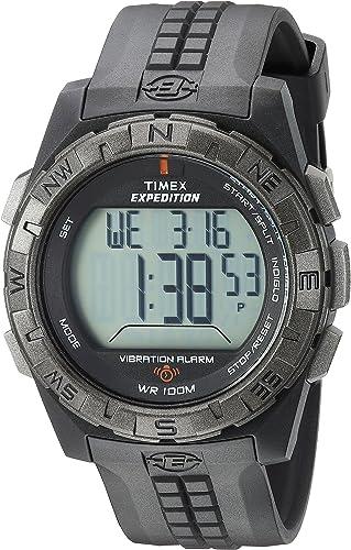 Timex Expedition Vibrating Alarm Wristwatch