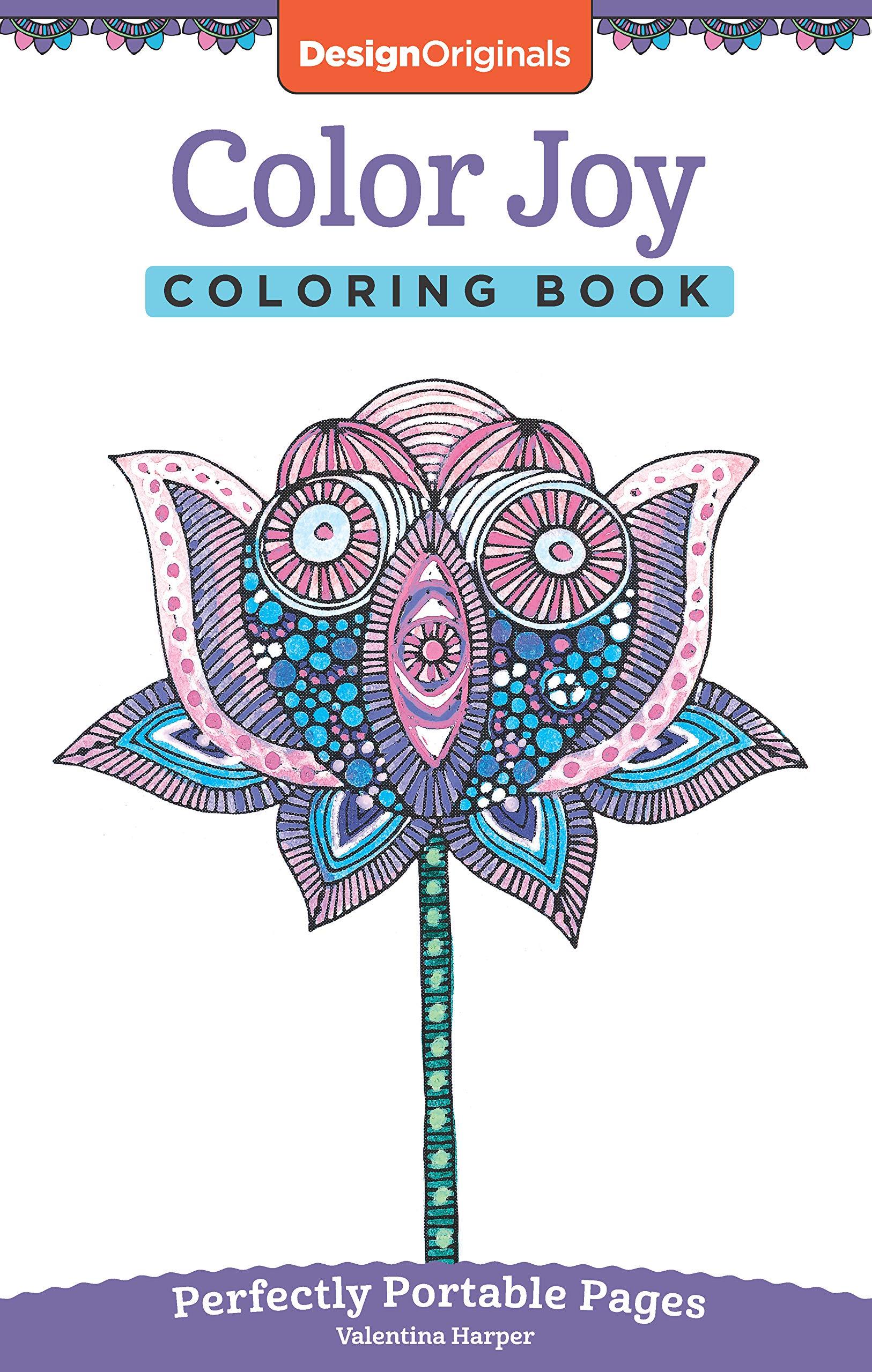 Color Joy Coloring Book
