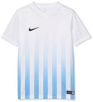 Nike SS YTH Striped Division II JSY Camiseta 7aaf02c4facde