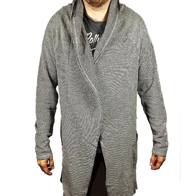 Zara - Chaqueta - para hombre marrón marrón Medium: Amazon.es: Ropa y accesorios