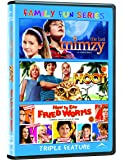 The Last Mimzy / Hoot / How to Eat Fried Worms (Widescreen Family Fun Series)