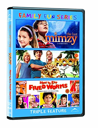Amazon.com: The Last Mimzy / Hoot / How to Eat Fried Worms ...
