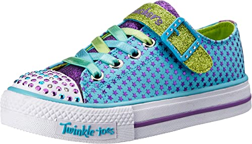 Amazon.com | Skechers Kids Twinkle Toes