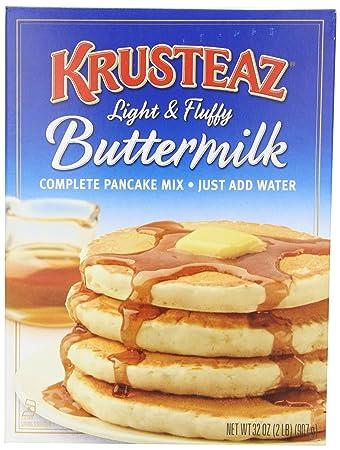 Amazon krusteaz complete pancake mix buttermilk 32 oz krusteaz complete pancake mix buttermilk 32 oz ccuart Image collections