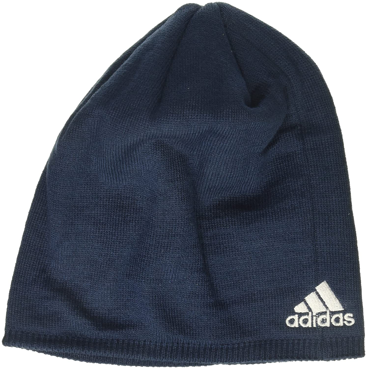 Blue adidas Adult Men Glow in The Dark Knit One Size