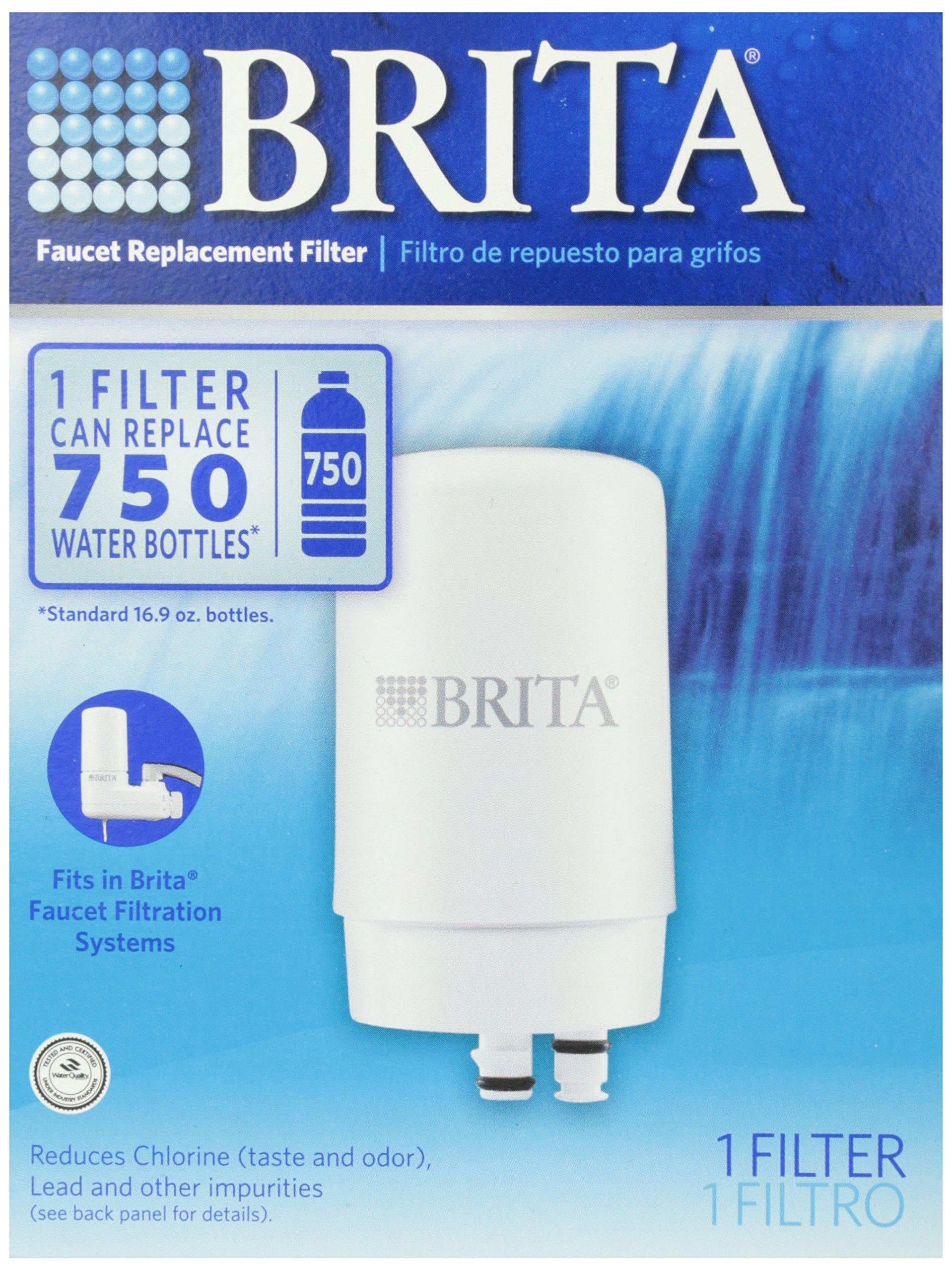 Brita Ultra Faucet Filter by Brita