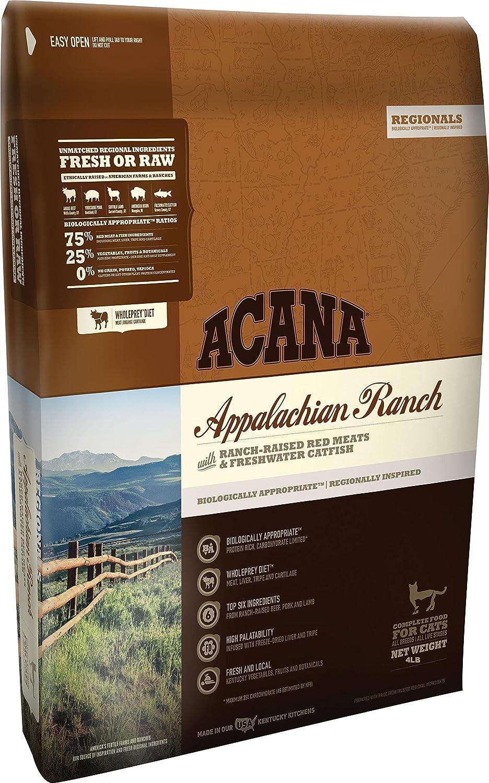 Acana Regional Appalachian Ranch Dry Cat Food